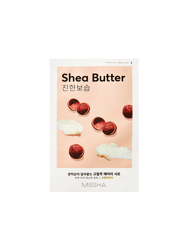 Airy Fit Sheet Mask (Shea Butter)