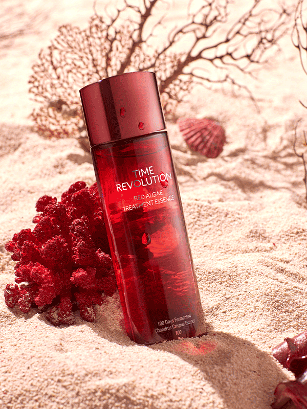 Time Revolution Red Algae Treatment Essence 150ml