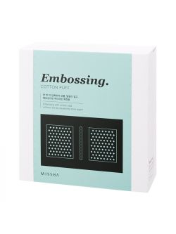 Embossing Cotton Puff