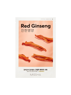 Airy Fit Sheet Mask (Red Ginseng)