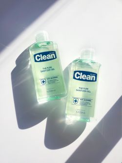 The Pure Sanitizer Gel 62% (140ml)